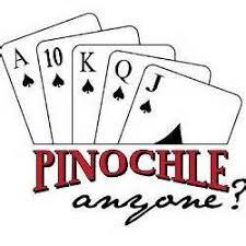 Game Night – Pinochle Club