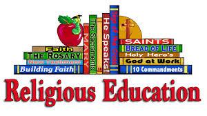 Religious Education – 2017 Fall Enrollment