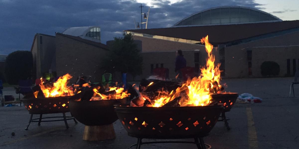 Parish Bonfire