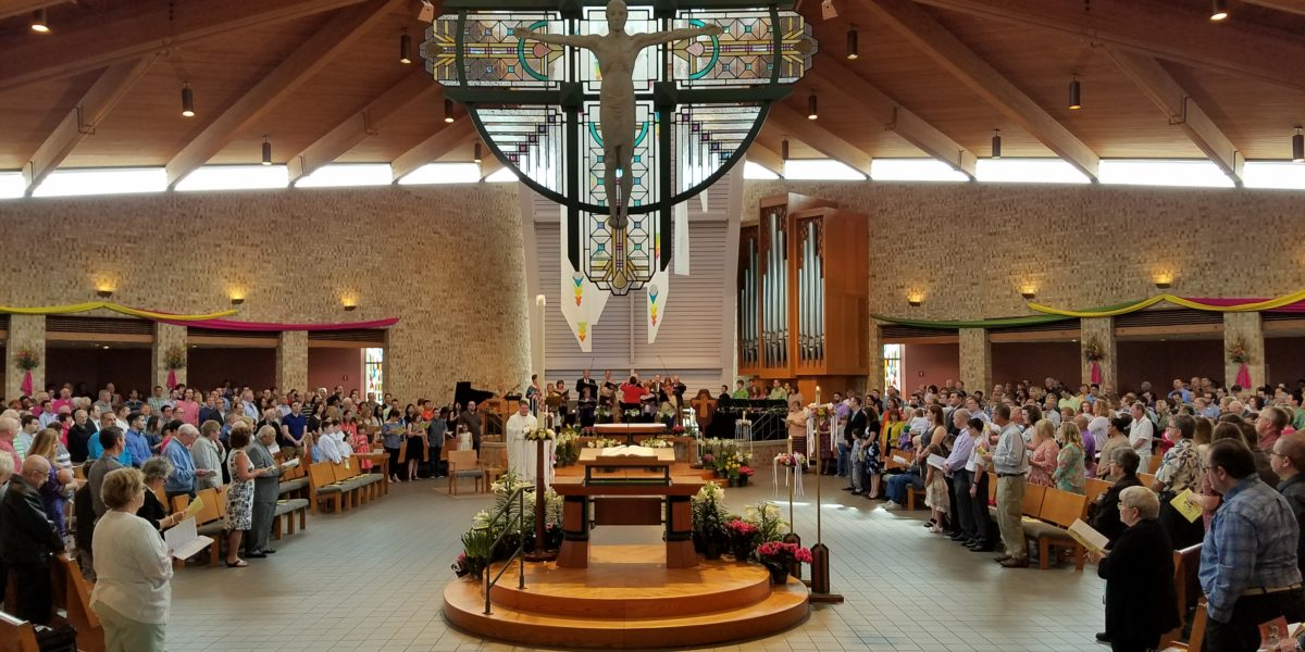 Holy Week and Easter Sunday Services
